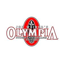 لوگوی مستر المپیا - فیتنس ساز