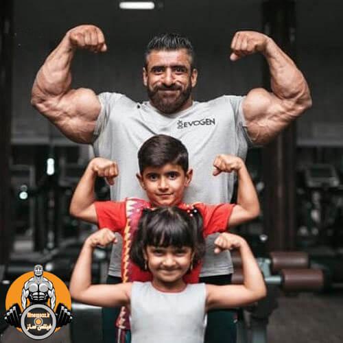 خانواده هادی چوپان