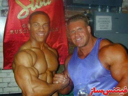 Phil Heath - fitnesssaz