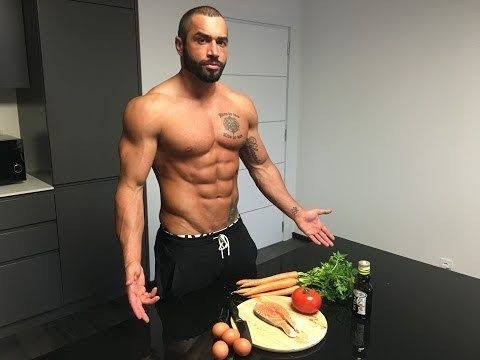 25 نکته فوق العاده و شگفت انگیز تغذیه بدنسازی مردان
