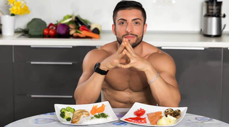 تعداد وعده غذایی در روز را افزایش دهید